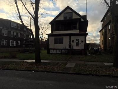 Niagara Falls Multi Family 2-4 A-Active: 720 8th Street