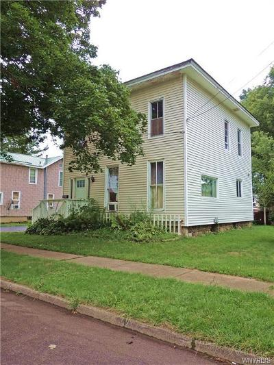Attica Multi Family 2-4 U-Under Contract: 20 North Street