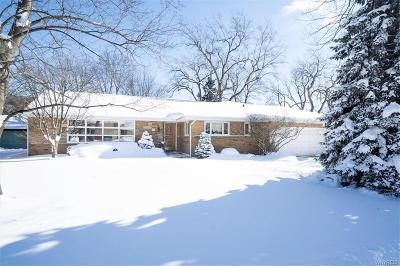 Buffalo Single Family Home U-Under Contract: 45 Dana Road Road