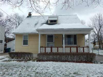 Niagara Falls Multi Family 2-4 U-Under Contract: 655 69th Street