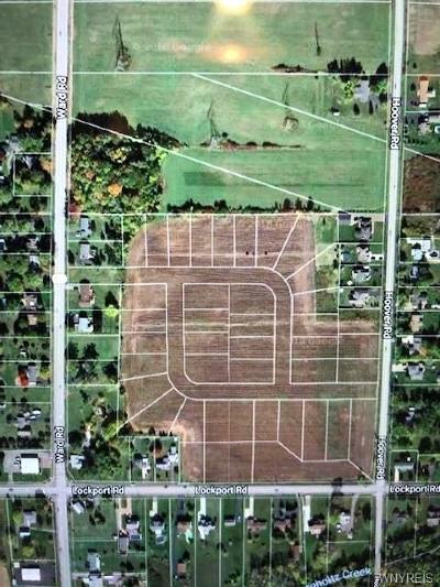 Niagara County Residential Lots & Land A-Active: Hoover