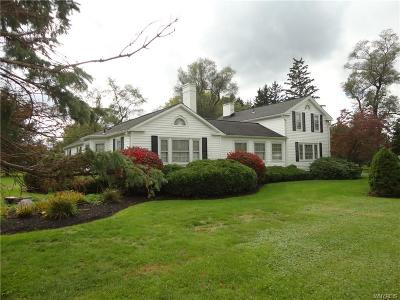 Niagara County Single Family Home A-Active: 5976 McKee Road