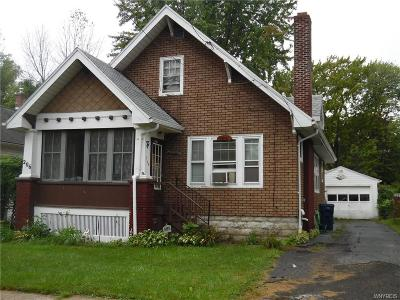 Niagara Falls Single Family Home A-Active: 206 70th Street