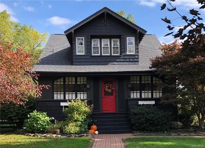 Single Family Home A-Active: 122 Garrison Road