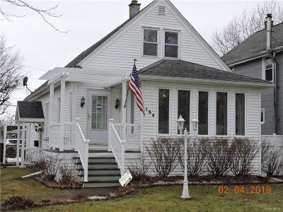 Buffalo Single Family Home U-Under Contract: 164 McKinley Parkway