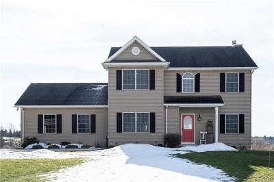 Orchard Park Single Family Home A-Active: 1375 Quaker Road