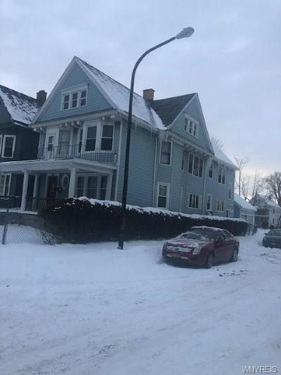 Buffalo Multi Family 2-4 A-Active: 376 Glenwood Avenue