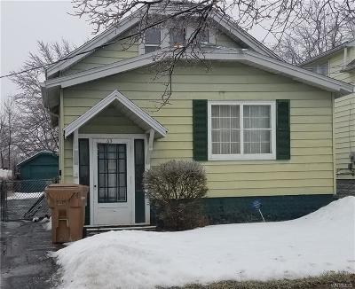 Cheektowaga Single Family Home A-Active: 63 Peach Tree Road