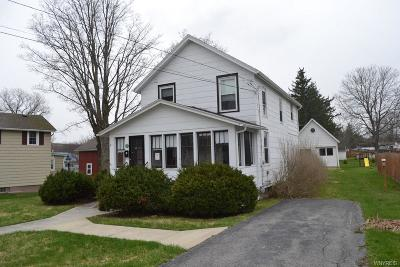 Attica Single Family Home A-Active: 286 Main Street