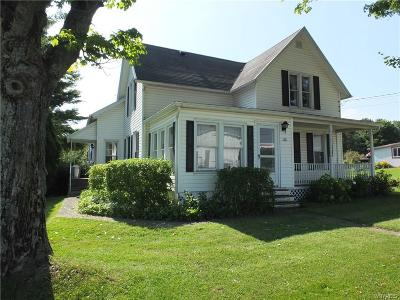 Castile Single Family Home U-Under Contract: 126 South Main Street