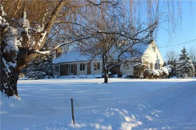 West Seneca Single Family Home U-Under Contract: 325 Seneca Creek Road