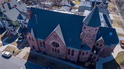 Buffalo Condo/Townhouse A-Active: 231 Richmond Avenue #12