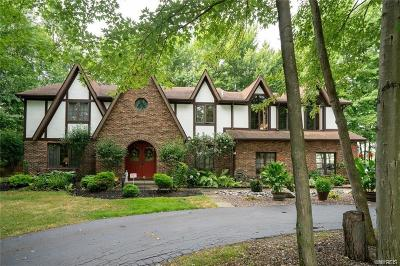 Amherst Single Family Home U-Under Contract: 627 South Ellicott Creek Road
