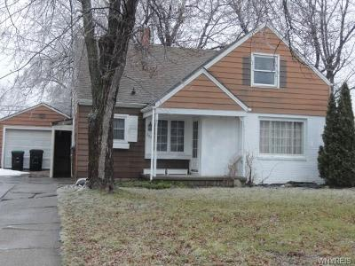 Single Family Home U-Under Contract: 205 Conant Drive