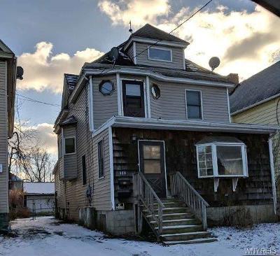 Buffalo Single Family Home A-Active: 385 Marilla Street