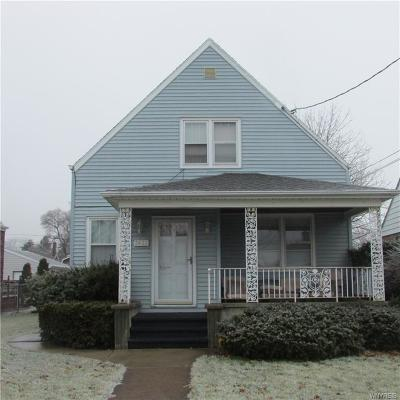 Niagara Falls Multi Family 2-4 A-Active: 2488 Woodlawn Avenue