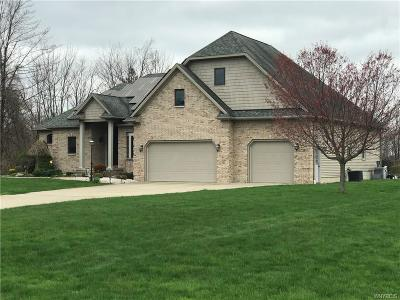 Orchard Park Single Family Home A-Active: 6856 Scherff Road