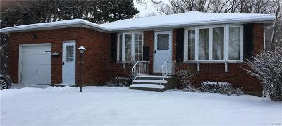 Cheektowaga Single Family Home U-Under Contract: 59 The Ave