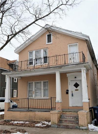 Buffalo Single Family Home A-Active: 236 Whitney Place