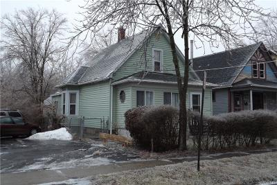 Niagara Falls Single Family Home A-Active: 1659 Linwood Avenue