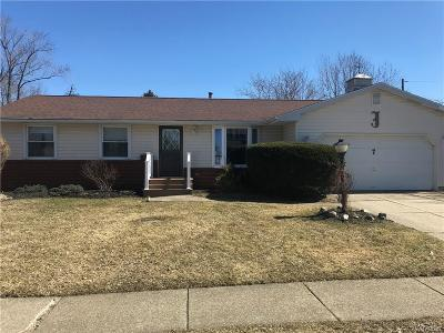Cheektowaga Single Family Home A-Active: 7 Gaby Lane
