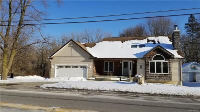 Cheektowaga Single Family Home A-Active: 275 Bennett Road