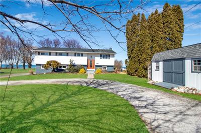 Niagara County Single Family Home A-Active: 4833 East Lake Road