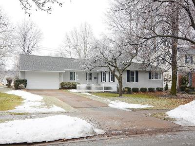 Williamsville Single Family Home A-Active: 40 Fox Chapel Road