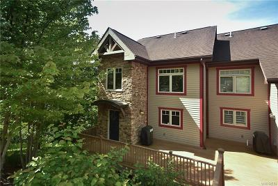 Ellicottville Condo/Townhouse A-Active: 15 Mountainview Upper