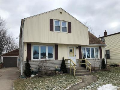 Cheektowaga Single Family Home U-Under Contract: 9 Queens Drive