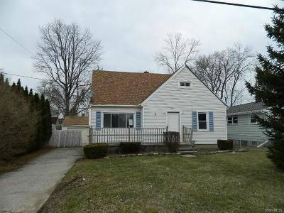 Hamburg Single Family Home Active Under Contract: 4551 Windsor