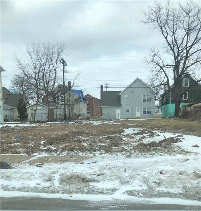 Erie County Residential Lots & Land A-Active: 856 Woodlawn Avenue