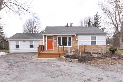Single Family Home A-Active: 3220 Millersport Highway
