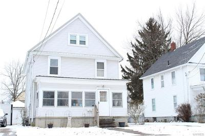 Orleans County Single Family Home U-Under Contract: 329 North Avenue