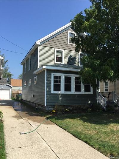 Buffalo NY Single Family Home A-Active: $184,900