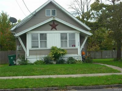 Niagara Falls Single Family Home A-Active: 5651 Lindbergh Avenue
