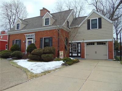 Buffalo Single Family Home U-Under Contract: 33 Grimsby Road West