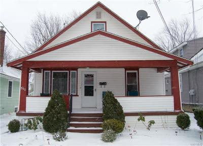 Tonawanda Single Family Home A-Active: 511 Morgan Street