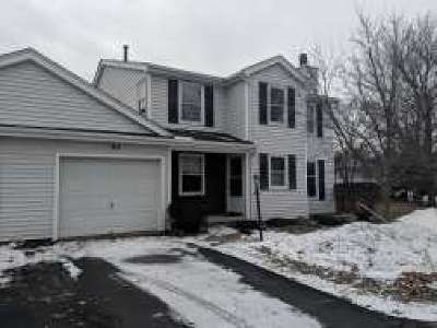 Orchard Park Condo/Townhouse P-Pending Sale: 102 Stepping Stone Ln #102