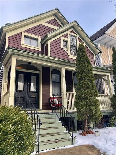 Buffalo NY Single Family Home A-Active: $199,900