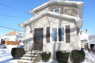 Niagara Falls Single Family Home U-Under Contract: 1204 Maple Avenue