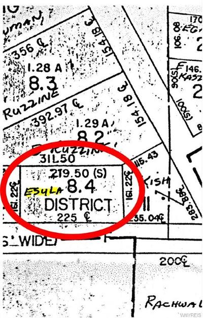 Erie County Residential Lots & Land A-Active: Keller Road