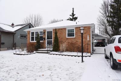 Tonawanda Single Family Home A-Active: 20 Fenwick Road