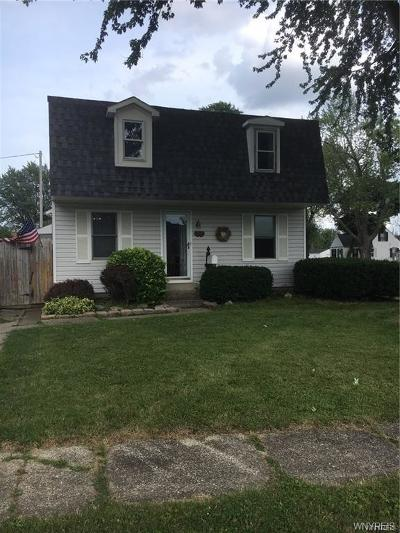 Cheektowaga Single Family Home A-Active: 162 Gardenvale Drive