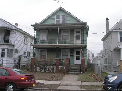 Niagara Falls NY Multi Family 2-4 A-Active: $59,900