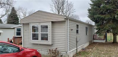 Genesee County Single Family Home A-Active: 3207 Pratt Rd # 35a