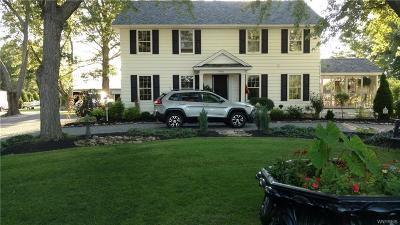 Single Family Home U-Under Contract: 4400 Ransomville Road