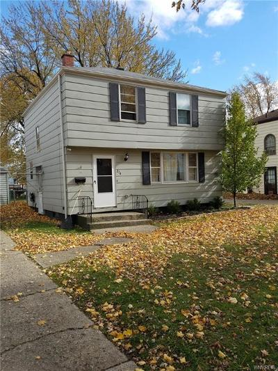 West Seneca Single Family Home A-Active: 274 Tampa Road