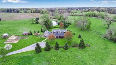 Orleans County Single Family Home A-Active: 3111 Fruit Avenue