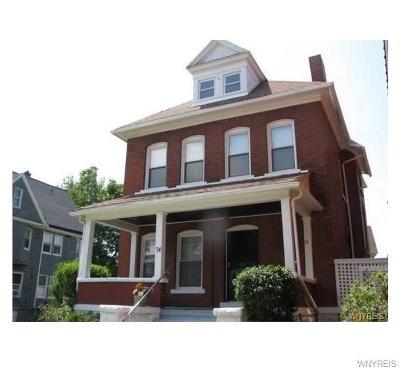 Buffalo Single Family Home A-Active: 74 Oakgrove Avenue
